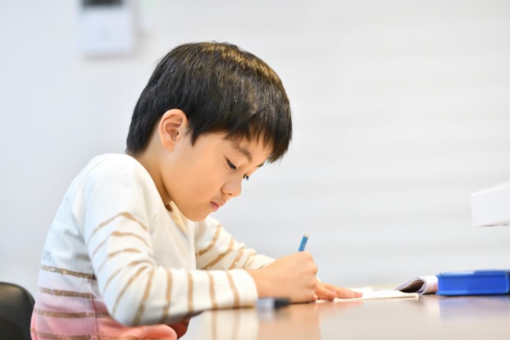 勉強・学習・男の子
